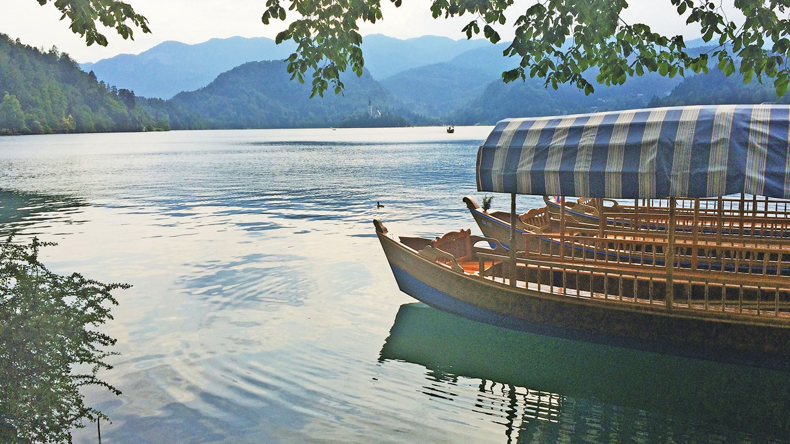 In Bled, fairy tales can come to life