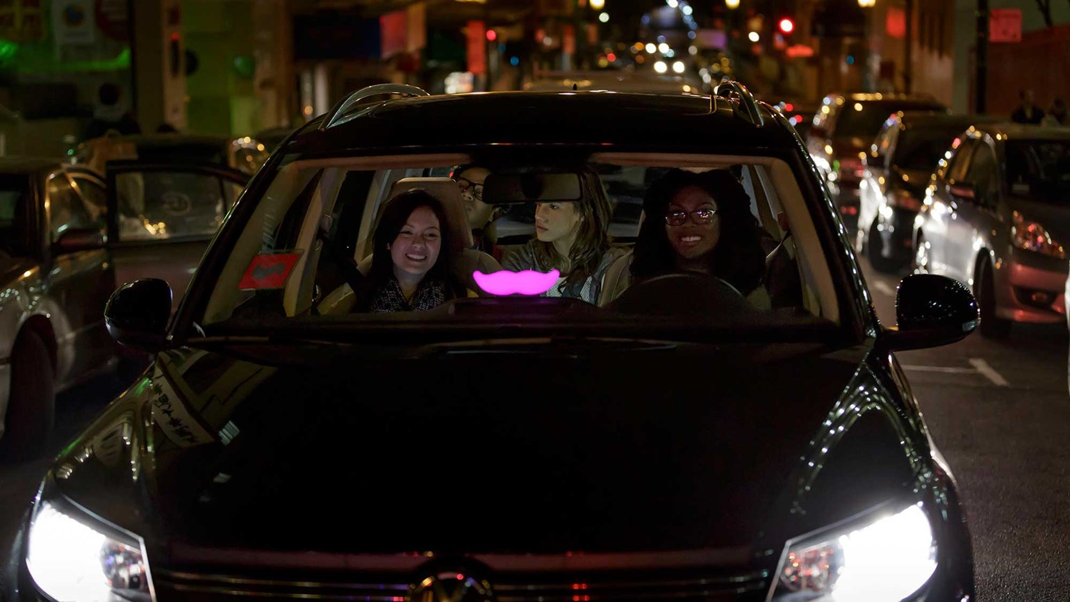 San Francisco inks marketing pact with Lyft