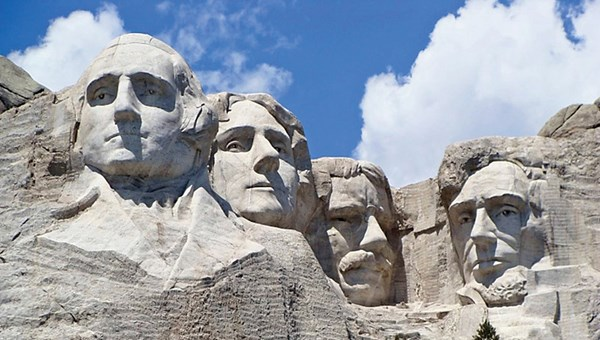 Mount Rushmore National Memorial is visited by nearly 3 million people each year. Known as the