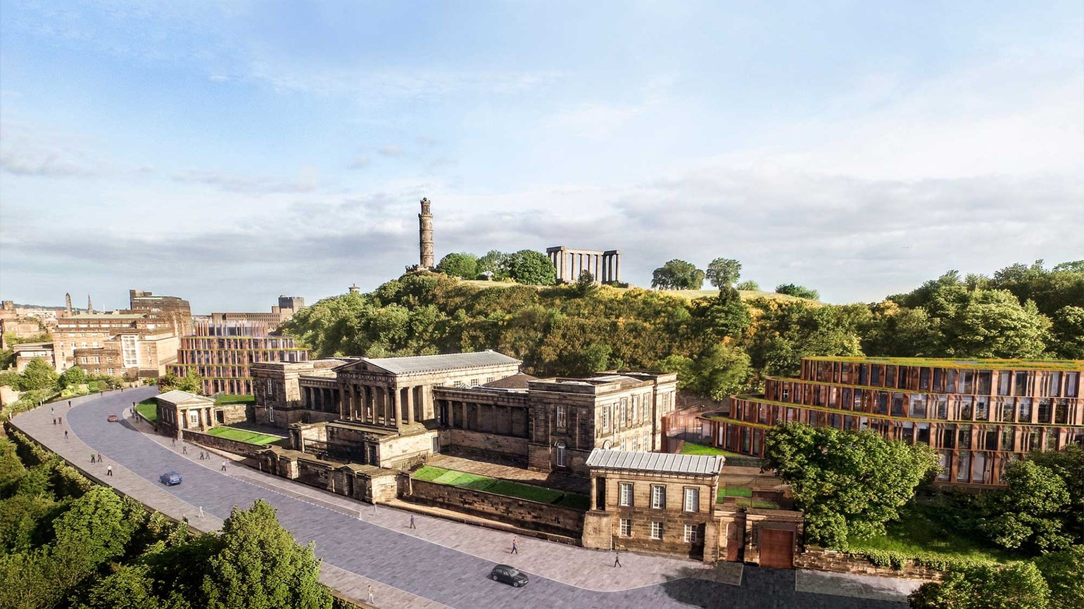 Historic Edinburgh building to become Rosewood hotel