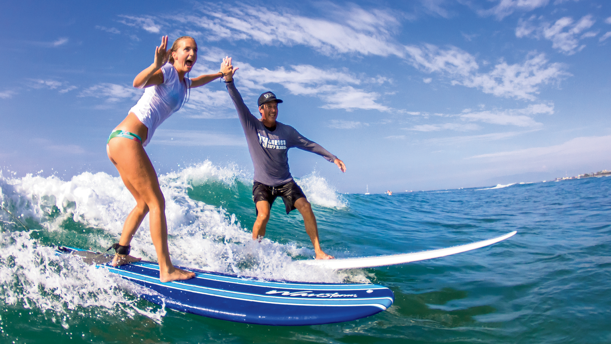 Gurney Surf School Is Tops At Pops Travel Weekly