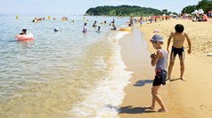 Year-round fun at Korea's beaches