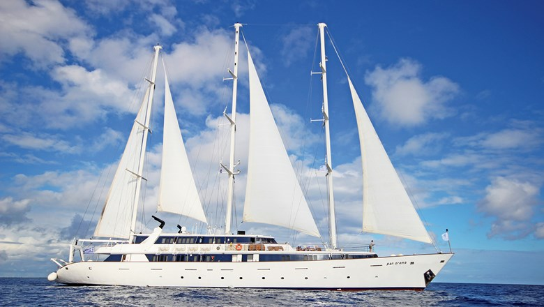 Insight Cuba is offering Sail Cuba tours aboard the Panorama, pictured.
