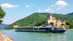 The Danube, in style