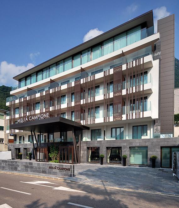 Melia Debuts Fifth Italian Hotel