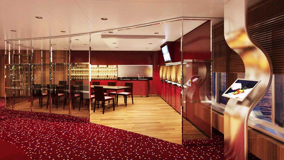 Holland America S Koningsdam To Feature Wine Blending