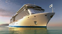 Majestic Princess to sail in Europe before China deployment