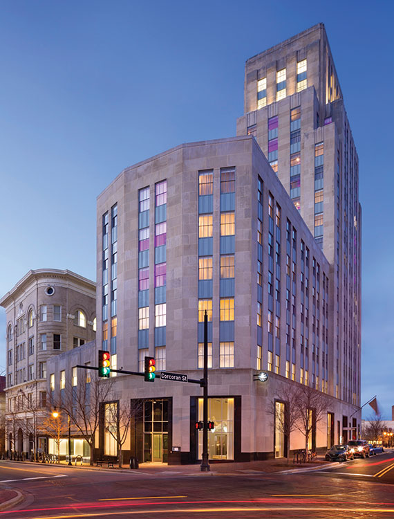 Raleigh Durham Sharing A Hyphen And A Hotel Growth Spurt