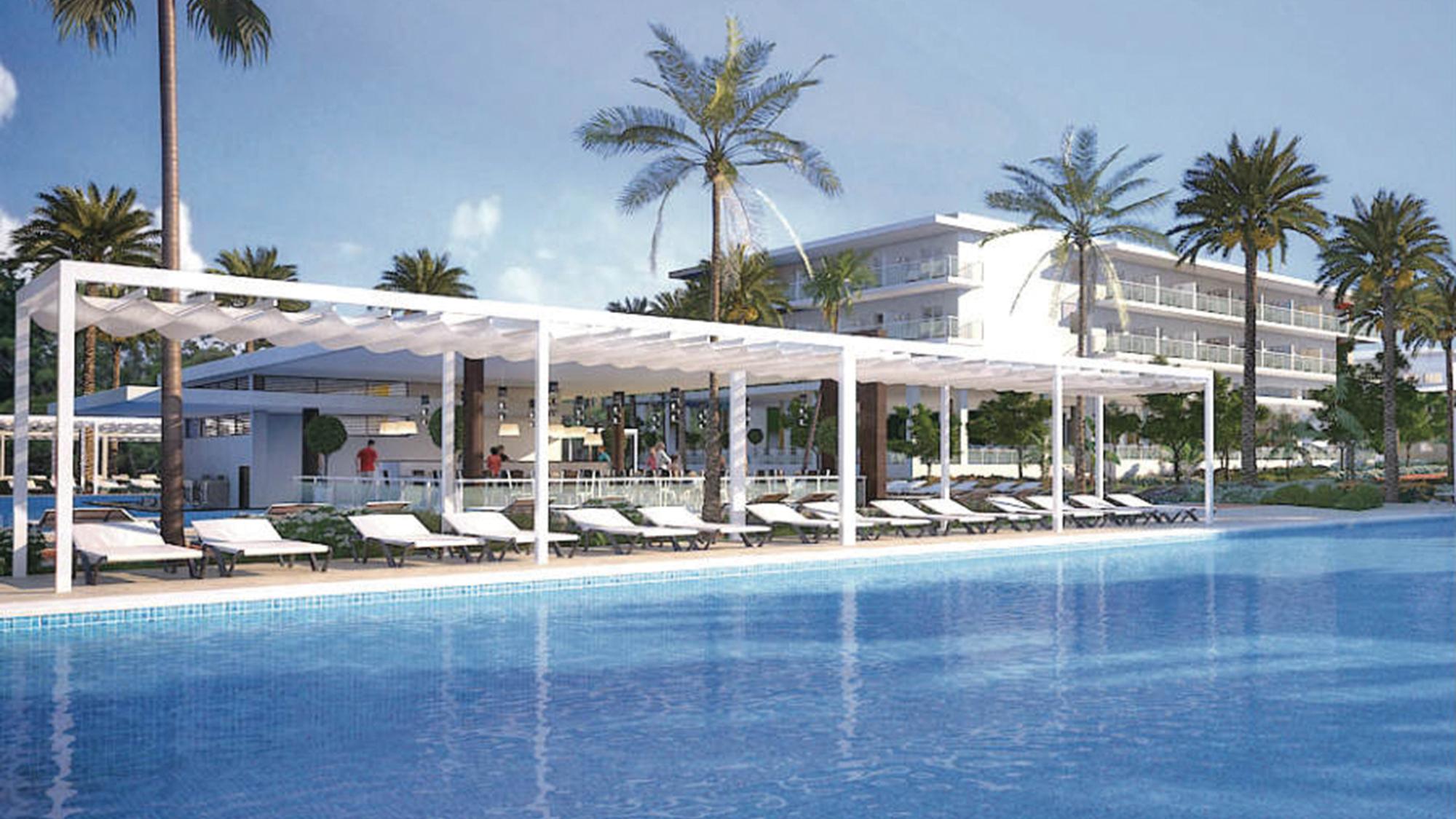 Riu Playacar Renovations : Riu playacar debuts new look travel weekly