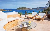 Petra Hotel & Suites on Patmos Island.