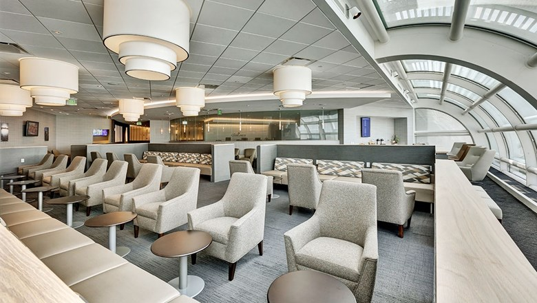 Club lounge opens at Orlando airport