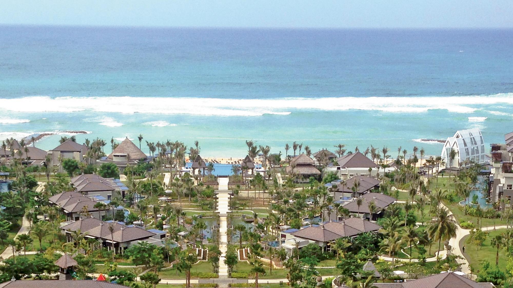 A balancing act at Ritz-Carlton Bali: Travel Weekly