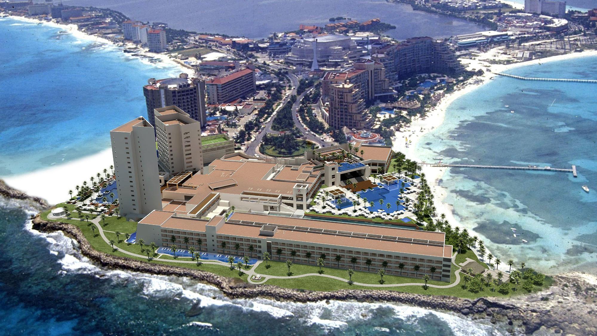 Hyatt Ziva Cancun Opens Travel Weekly