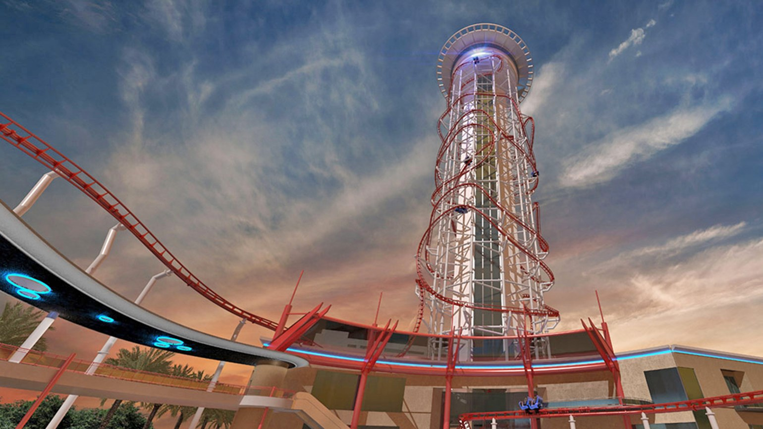 A Tall Order For Skyplex Developers Travel Weekly