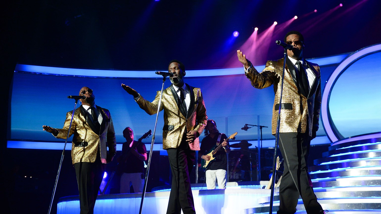 Boyz II Men sign on for three more years at Mirage