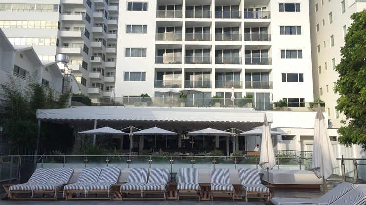 The Sixty Nautilus, meanwhile, has just opened in the heart of South Beach, with the Shore Club, Raleigh, SLS and Delano hotels as near neighbors.