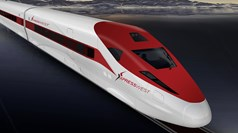 Las Vegas inches closer to high-speed rail