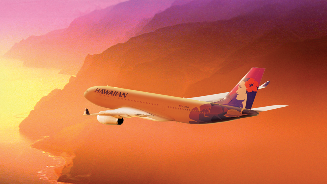 Hawaiian Airlines' Airbus A330s will be fitted with new first-class configurations starting in the second quarter of 2016.