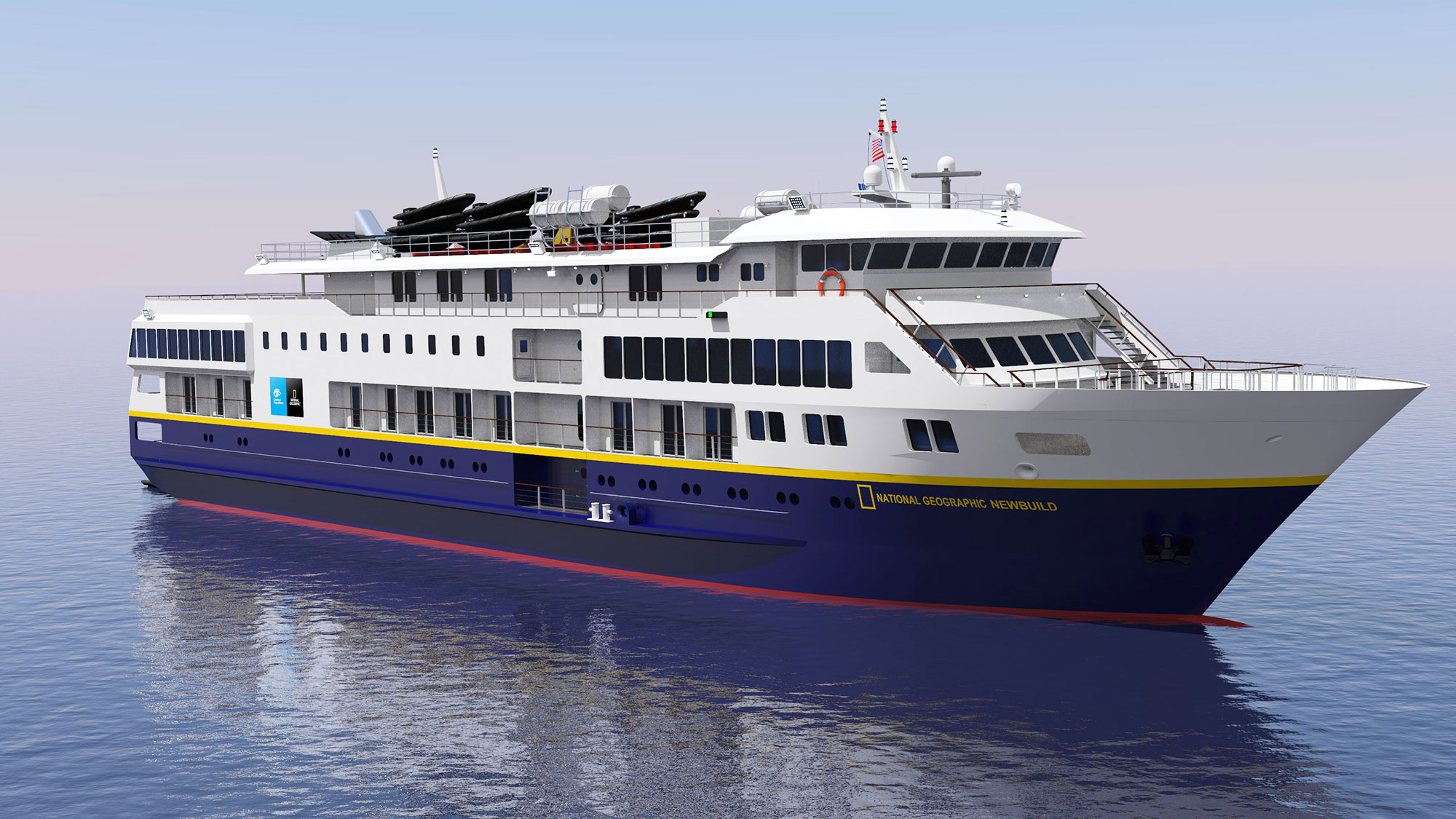 Lindblad Signs 94 6 Million Contract For Two New Ships