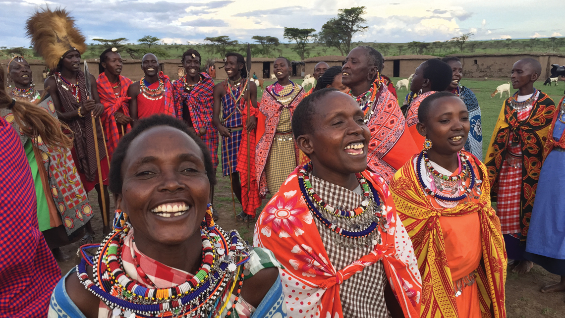 The Magic Of Kenya Travel Weekly