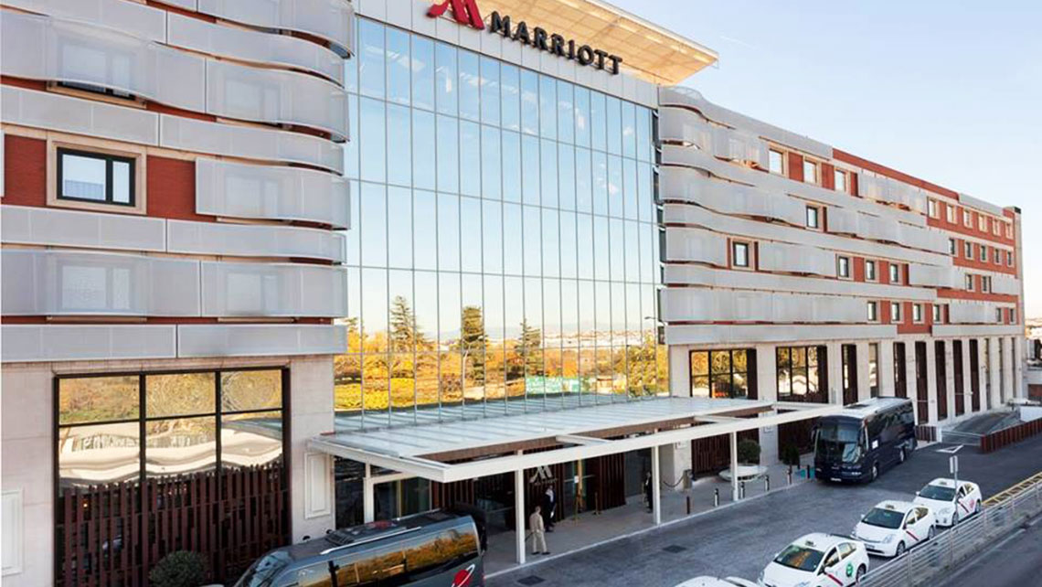Marriott Reflags Madrid Conference Hotel Travel Weekly