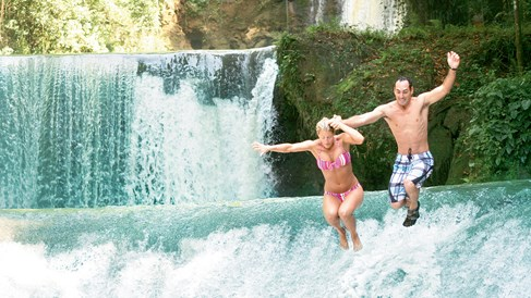 Island Routes Caribbean Adventures offers excursions on 11 islands.