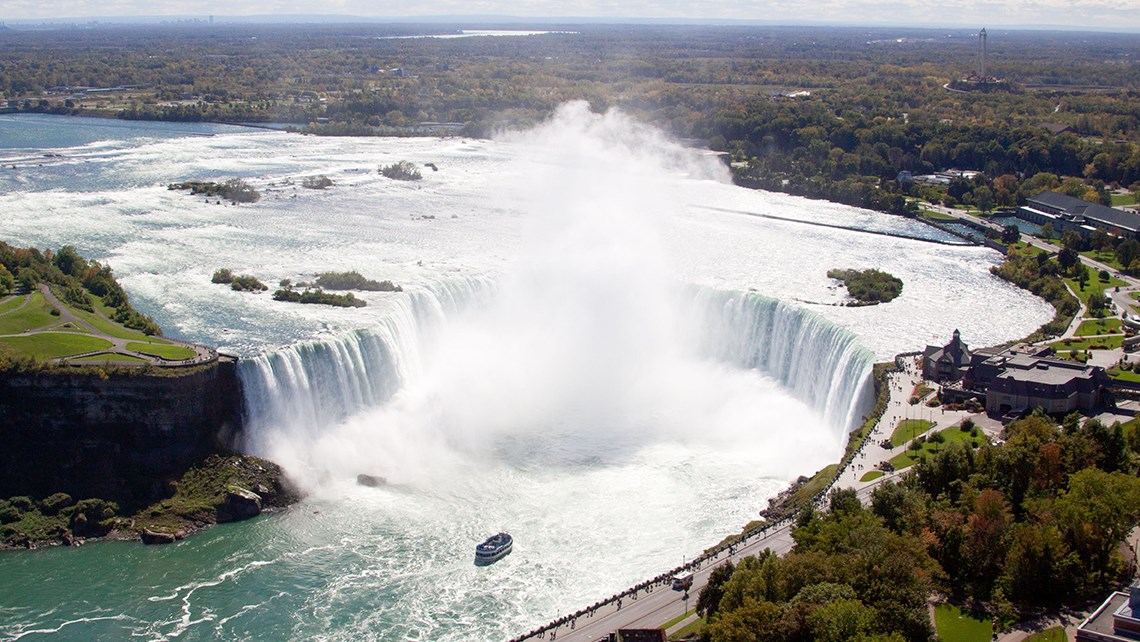For Niagara, tourism rises or falls with reopening borders