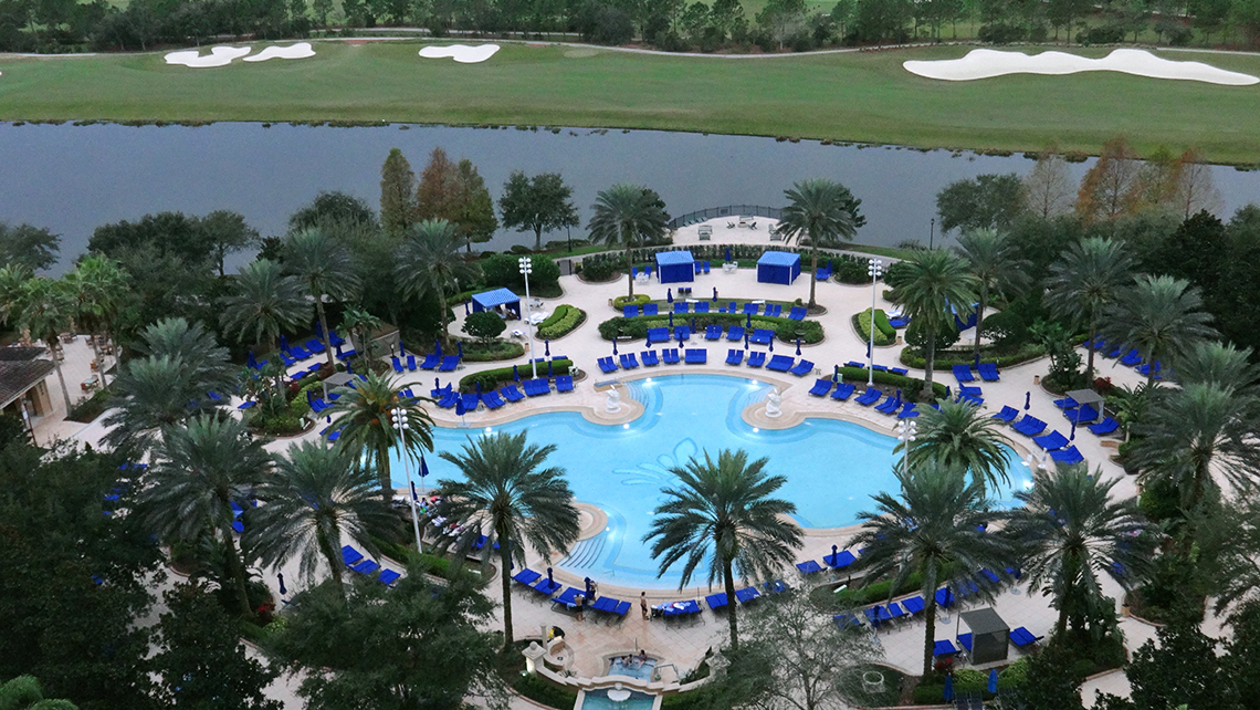 Grande lakes orlando offers a fresh take on the orlando for Pool show in orlando 2016