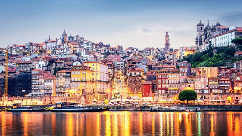 AmaWaterways added hiking tours to the Old Harbor Quarter in Porto, Portugal, in 2016
