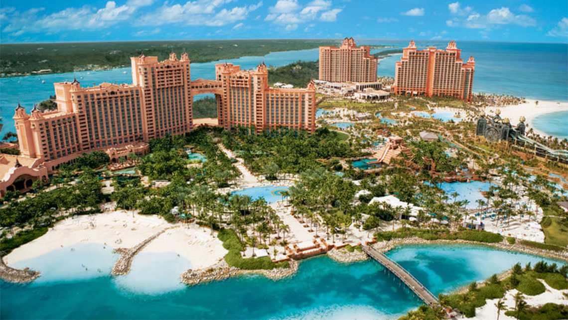 Atlantis is Travel Impressions' suppllier of the month.