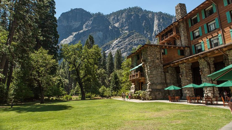 The Ahwahnee Will Be Renamed Majestic Yosemite Hotel