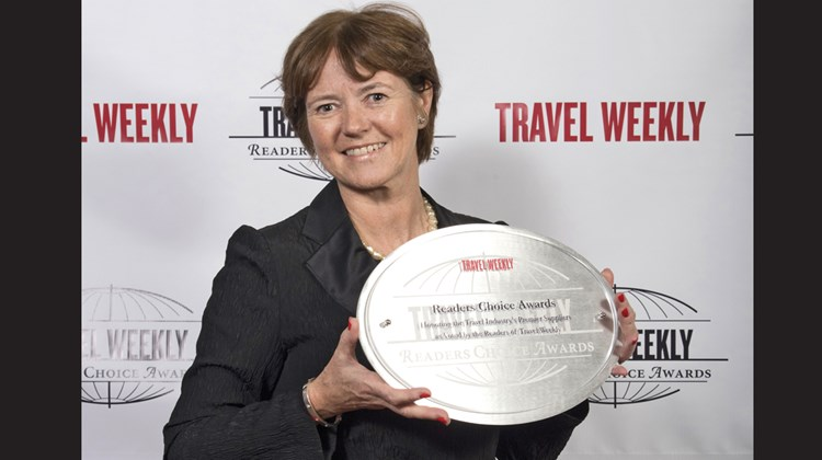 Alison Metcalfe of Tourism Ireland.