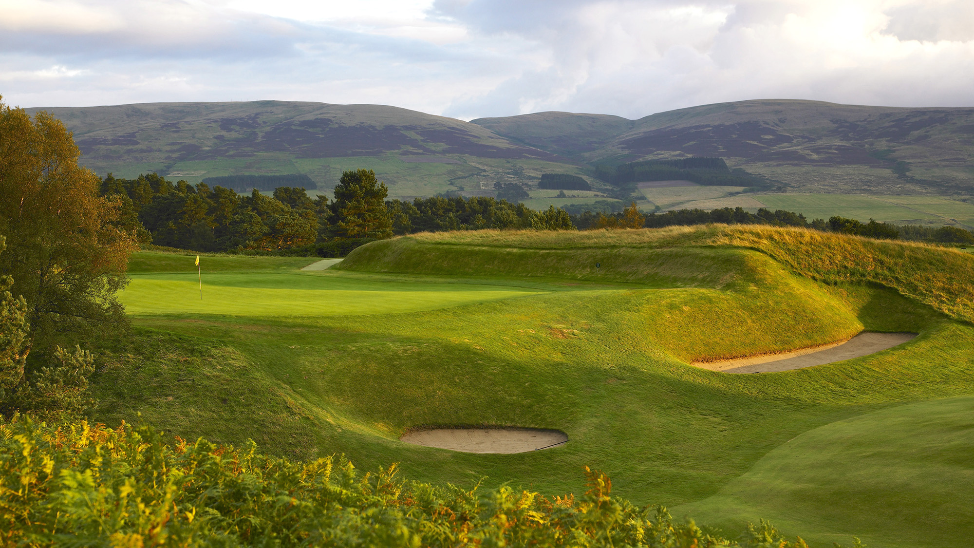 Gleneagles To Upgrade King S Course Travel Weekly