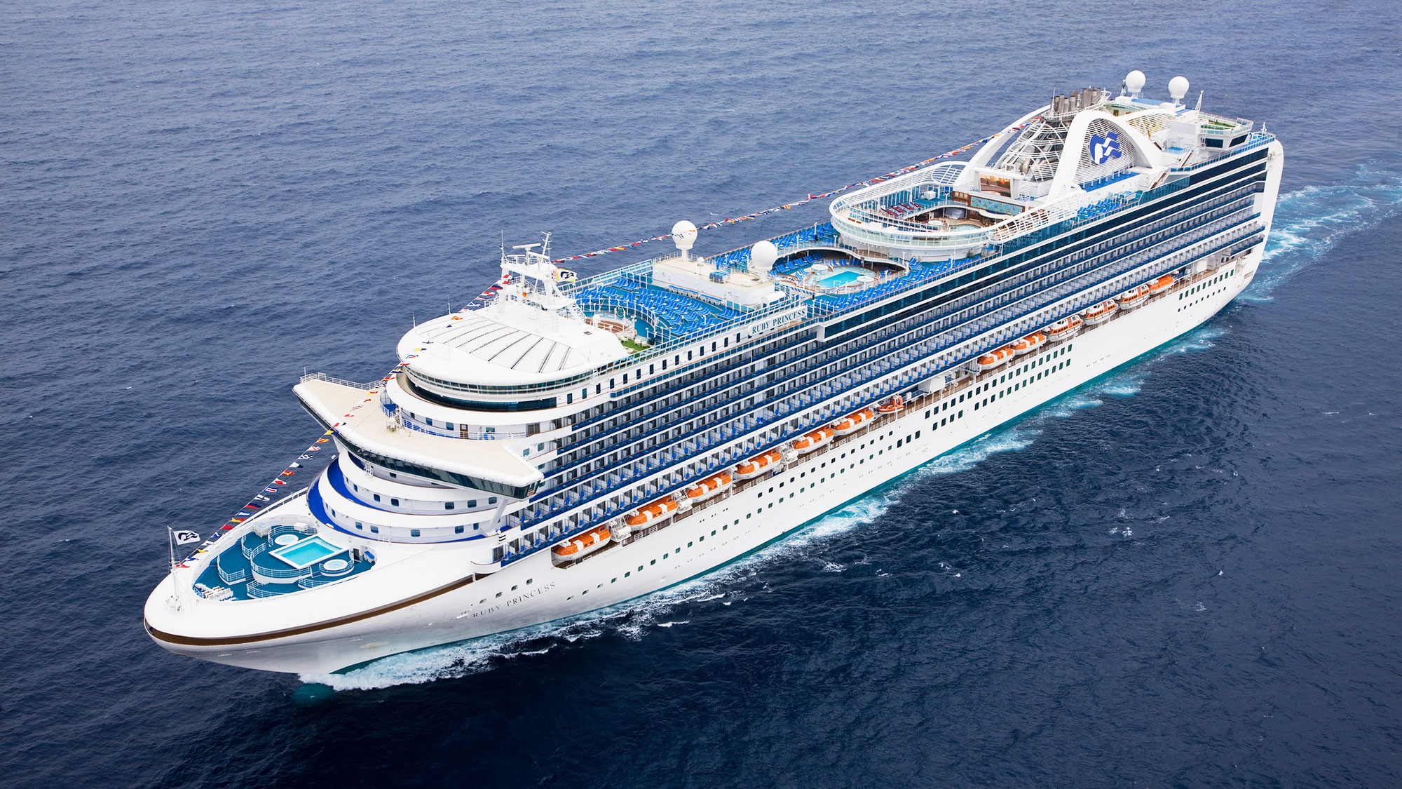 Princess Puts A Tagline On Ship Investments Travel Weekly