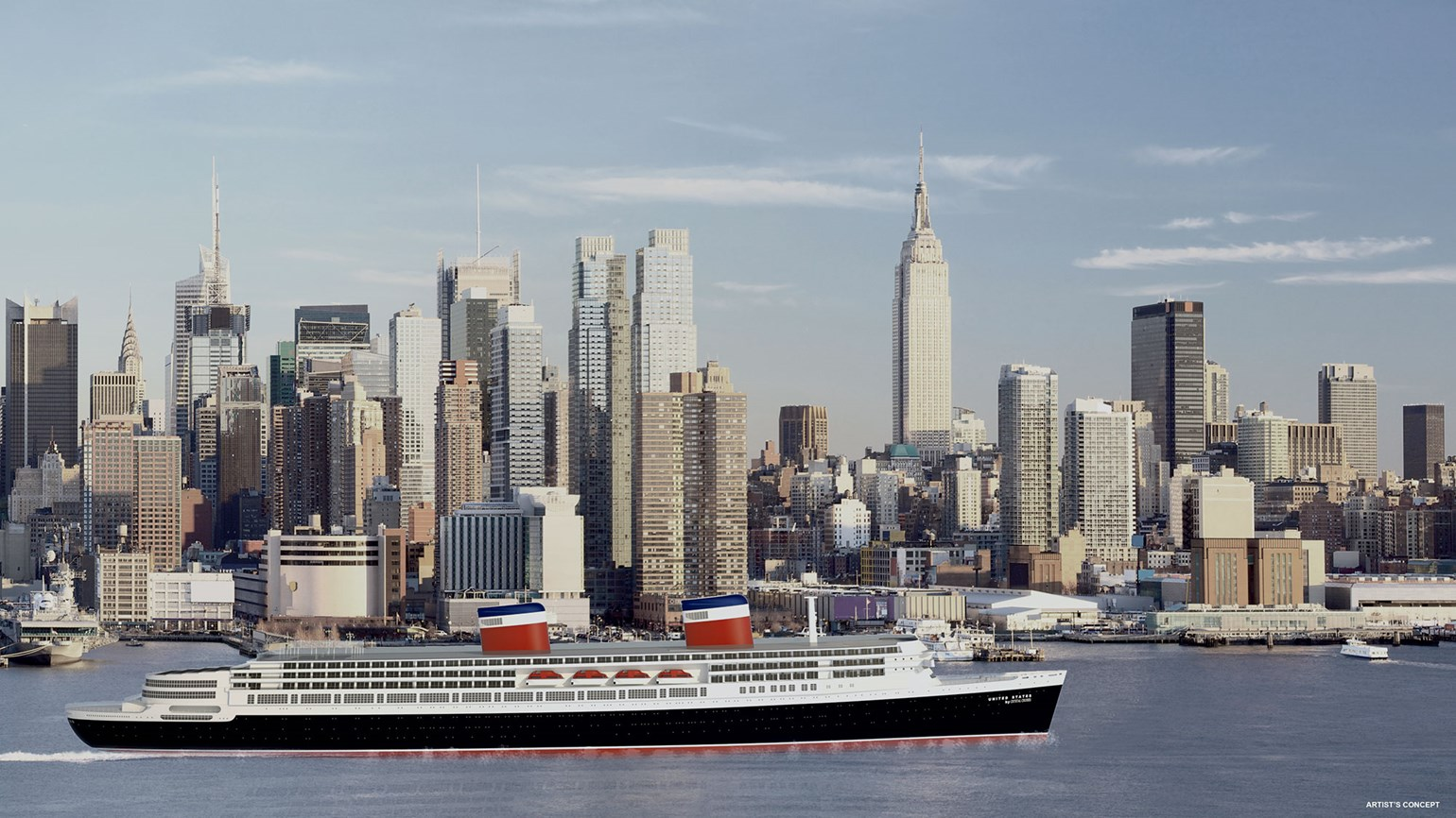 For the SS United States, an arduous voyage ahead
