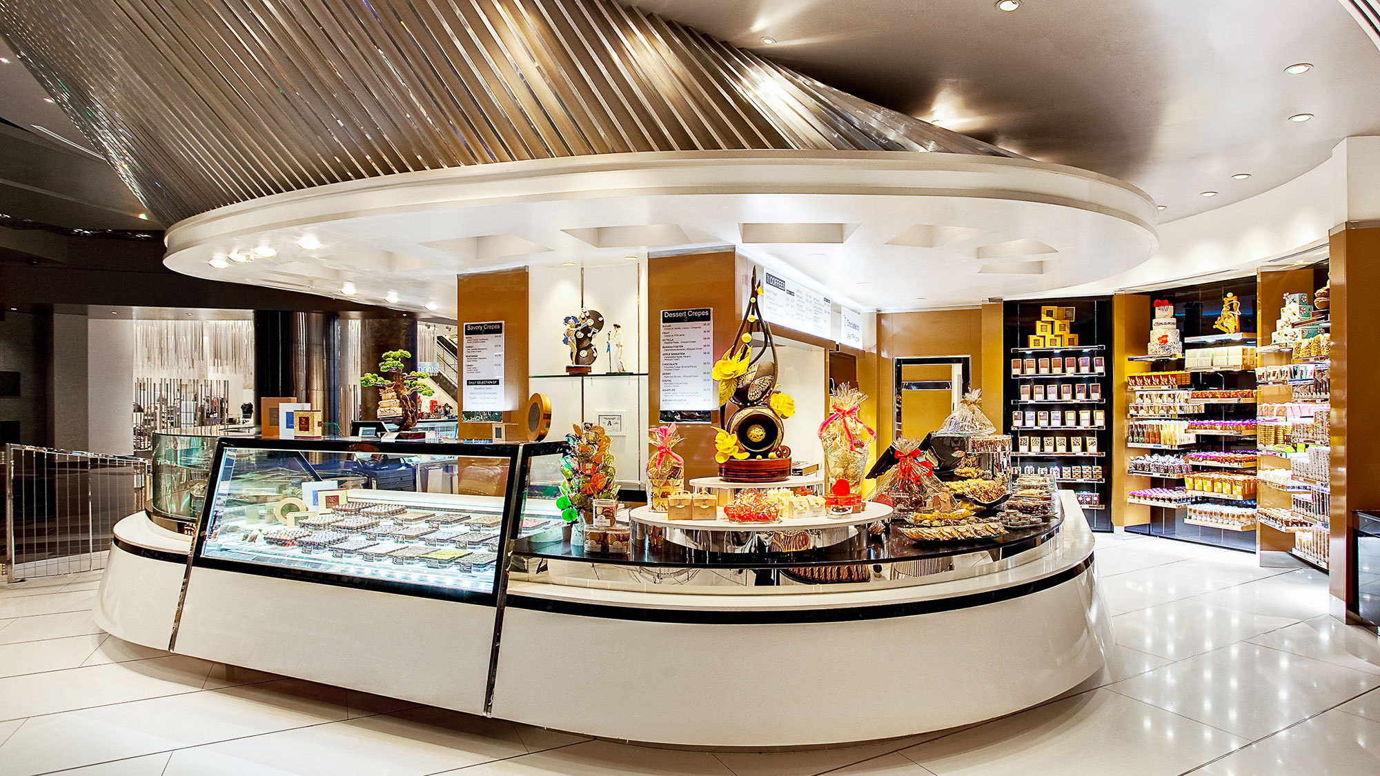 Msc Cruises Partners With Chocolatier Jean Philippe Maury