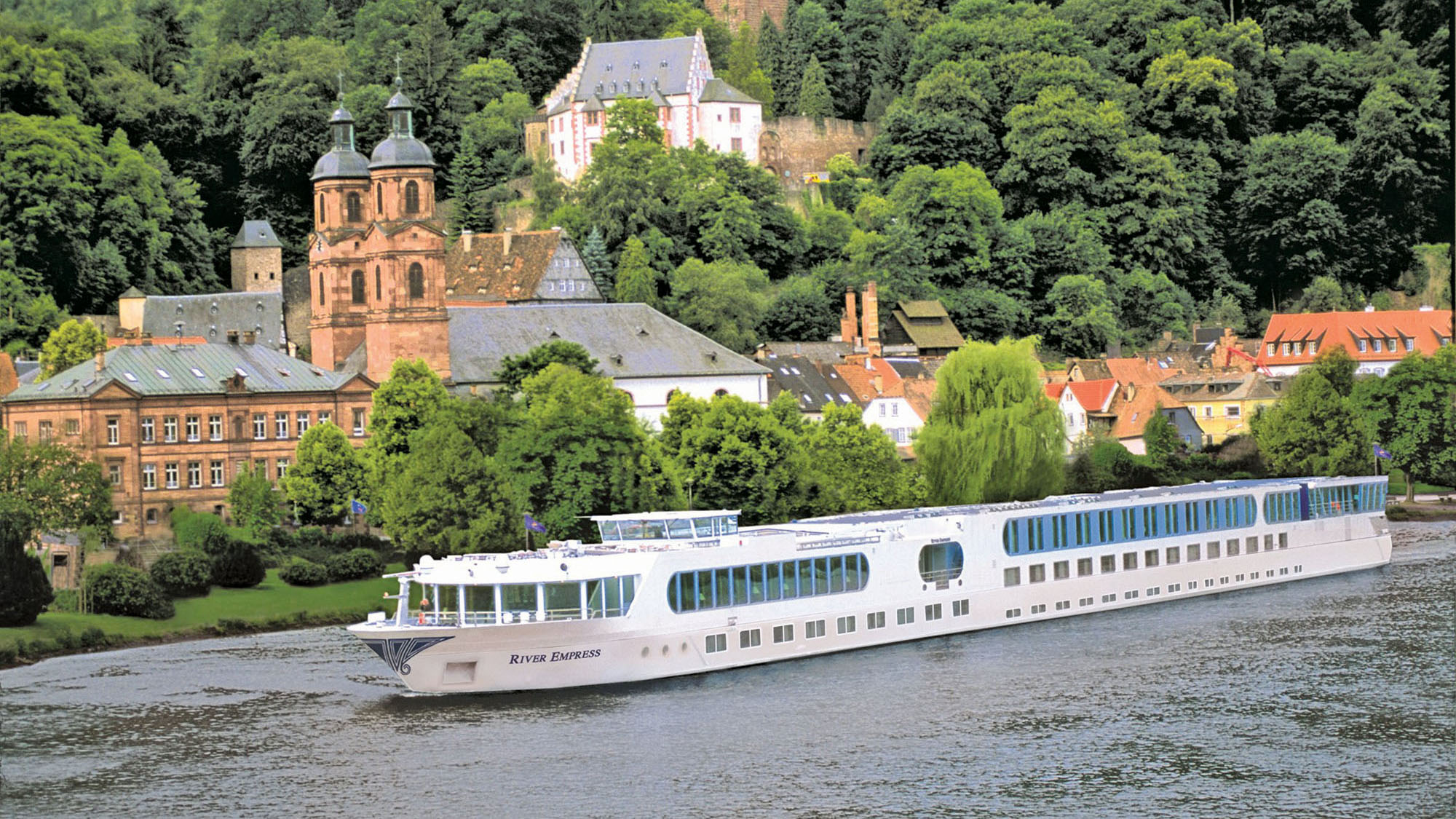 Deals on europe river cruises