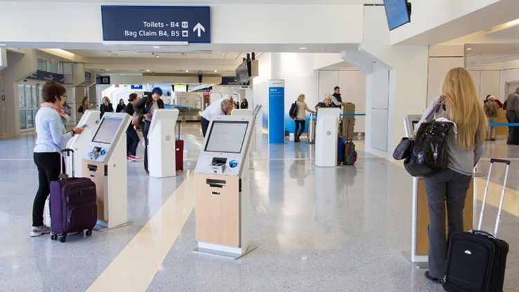Renovation Of Terminal B Section Completed At Dfw Travel