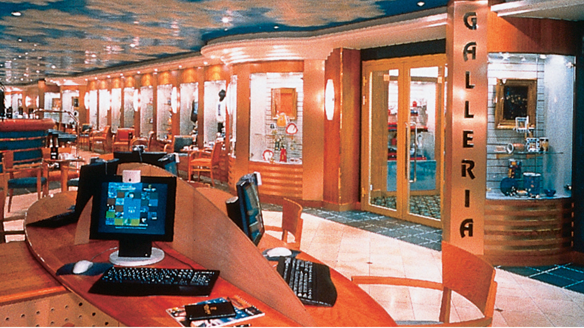 how to get wifi on cruise ship
