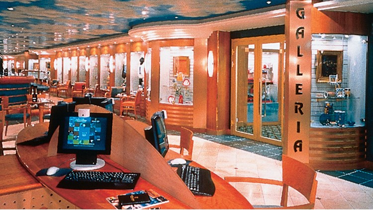 WiFi Access On Cruises Has Led To Shrinking Of Internet Cafes - Is there wifi on cruise ships