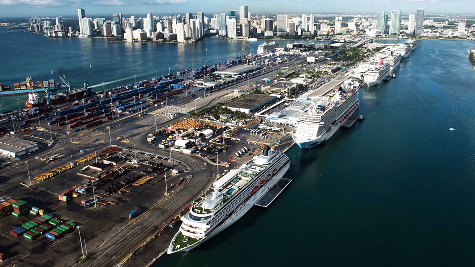With expected delay in Miami port reopening, Carnival alters cruises