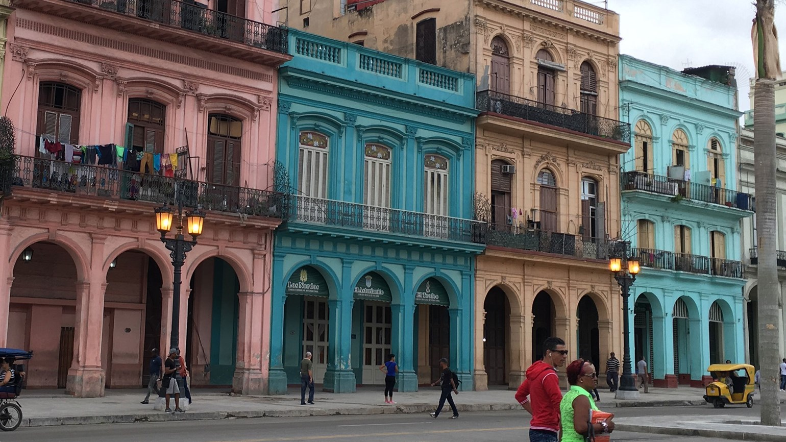 cuba is airbnb 39 s fastest growing market travel weekly. Black Bedroom Furniture Sets. Home Design Ideas