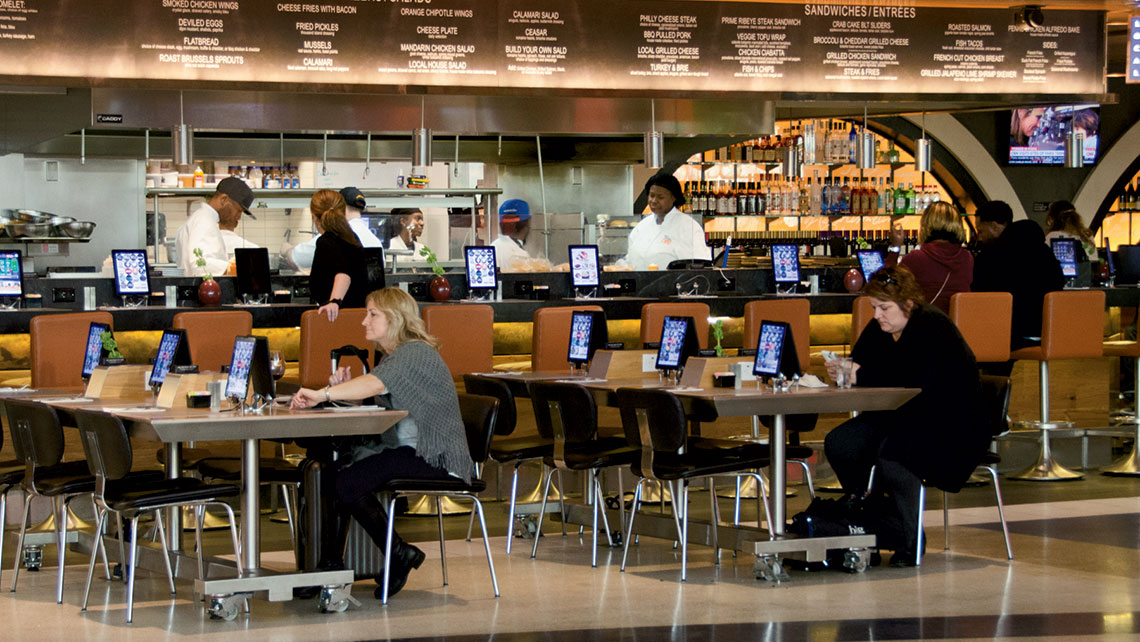 Philly Airport Restaurants Best