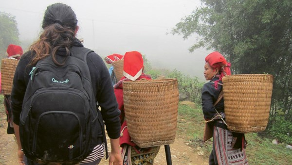 Sapa O'Chau, a Vietnamese travel company, is committed to sustainable tourism in the Sapa region.