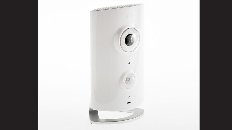 Piper offers a number of home security devices, among them the Classic Cam, which includes a motion detector; easy integration with the firm's other devices, such as door/window sensors and remote control of home appliances and lights; an HD fisheye lens, with the ability to pan and tilt; alerts such as email, text messaging and notifications to those persons you trust; two-way audio; environmental sensors for temperature and humidity; video recordings; battery backup; and apps for Android and IOS users.