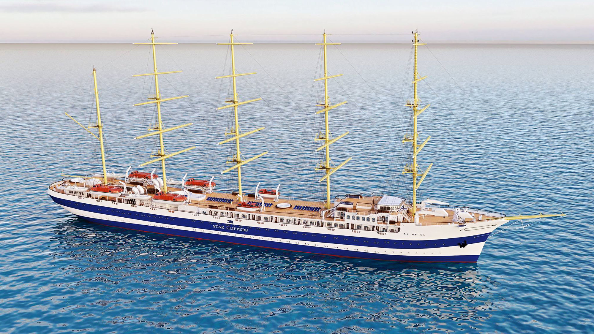Star Clippers New Masted Ship To Be Named Flying Clipper Travel Weekly