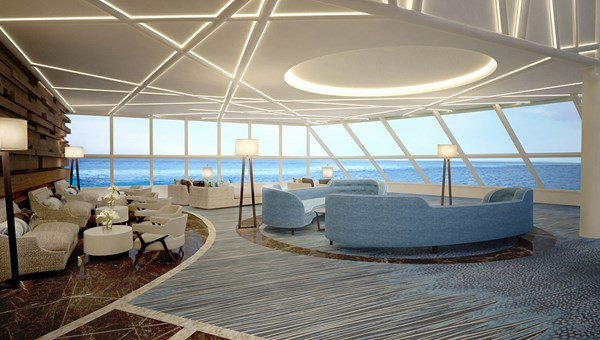 The Haven's observation deck will have views