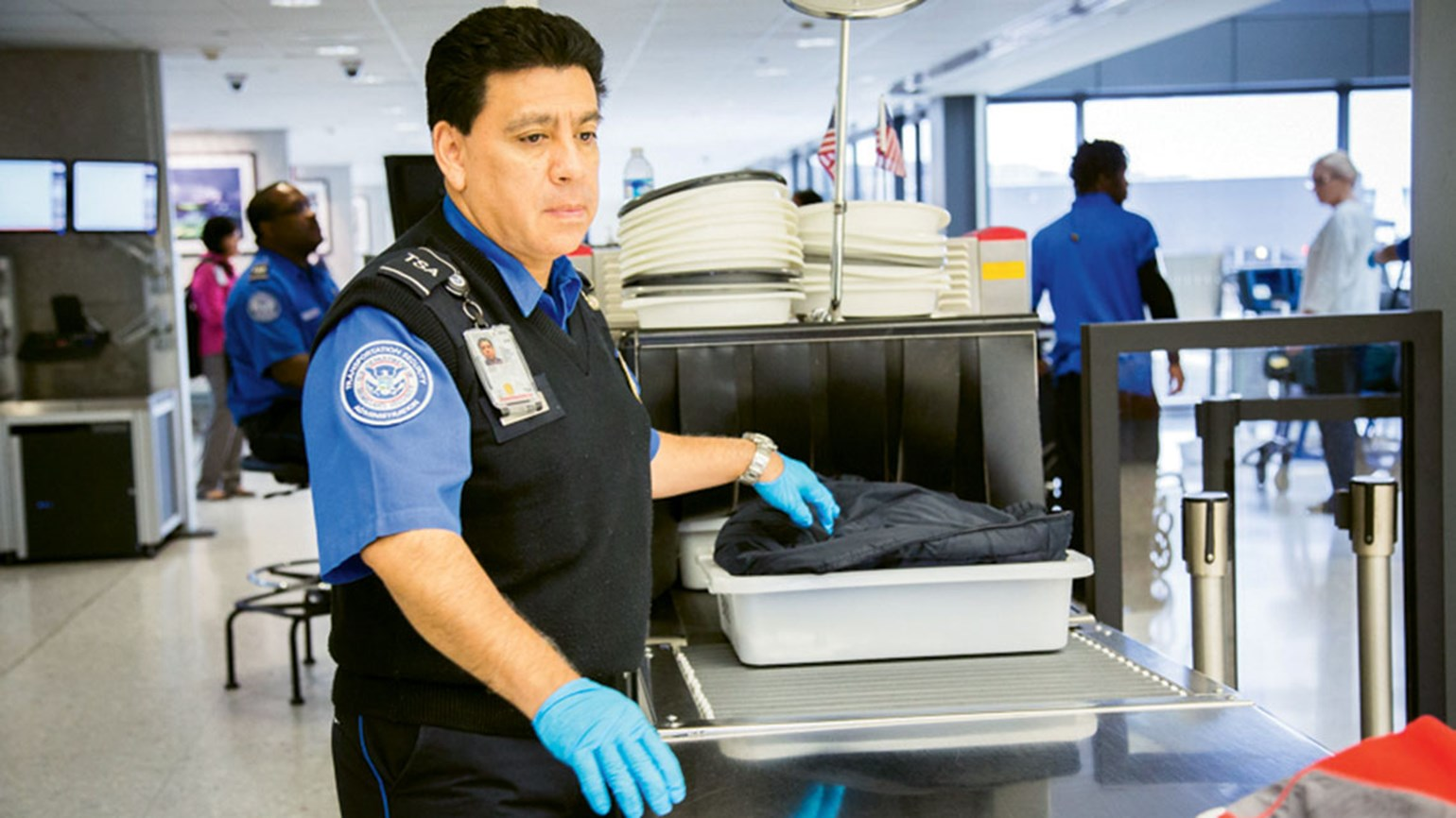 Luck among factors that help U.S. airports avoid terrorism