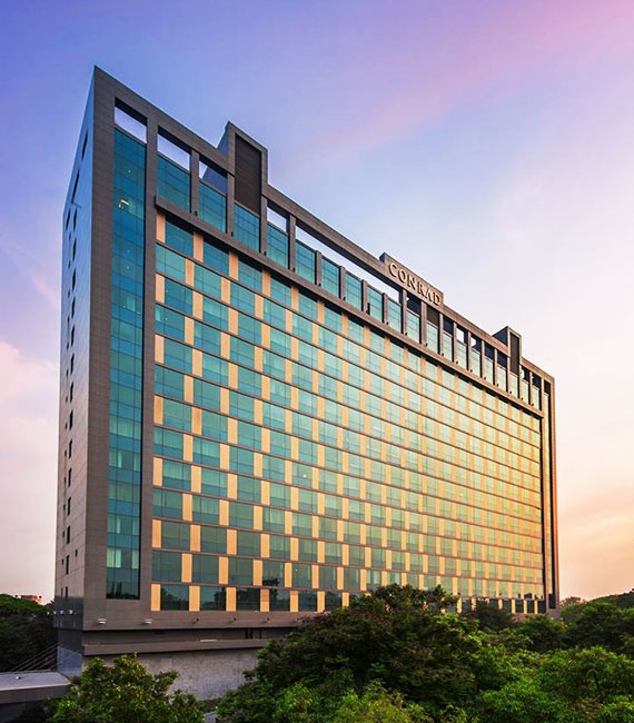 conrad hotel opens in pune travel weekly