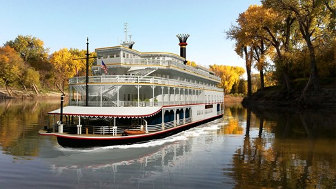 High-end river cruise line to sail the Mississippi